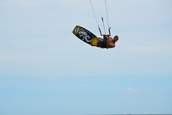 Want to learn kiteboarding?